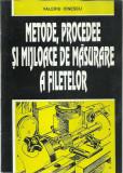 AS - IONESCU VALERIU - METODE, PROCEDEE SI MIJLOACE DE MASURARE A FILETELOR