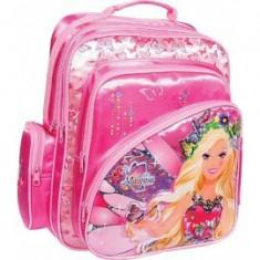 Rucsac copii Barbie Mariposa cu 2 compartimente