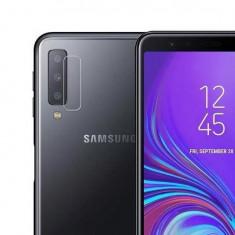 Folie Sticla Camera Samsung Galaxy A7 2018 Wozinsky Eco Transparent
