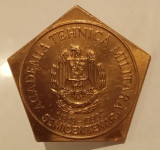 Insigna Academia Tehnica Militara Semicentenar 1949-1999