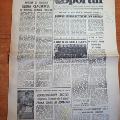 sportul 10 mai 1984-dinamo al 23 titlu la polo