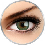 Cumpara ieftin Phantasee Natural Monthly Mint Green - lentile de contact colorate verzi lunare - 30 purtari (2 lentile/cutie)