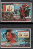 DJIBOUTI 1986 CORABII VAPOARE