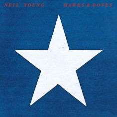 Neil Young Hawks And Doves (hdcd)