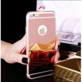 Husa de protectie TPU pentru Apple iPhone 6/6S oglinda Rose-Gold Cod produs DGGS97BBM