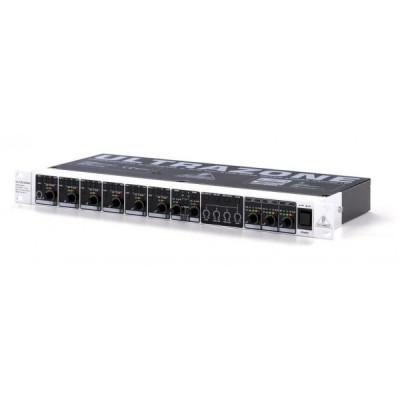 Behringer ZMX8210 Ultrazone Mixer Rack 8 canale foto