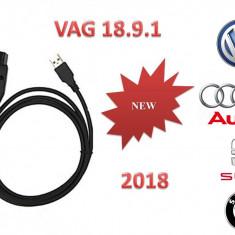 V.C.D.S Vag-Com 18.9 Hex Can /Soft VCDS limba Romana + Engleza /Windovs 10