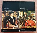 Jocurile schimbului 2 Volume. Editura Meridiane, 1985 - Fernand Braudel