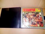 C416-I-Album 12 Discuri Karl May- Winettou 1-2-3. Old Surehand 1-2.
