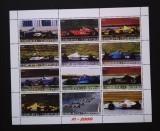 UDMURIA-Automobile Sport-2000-12 VALORI in M/SH, N** - PLR 244