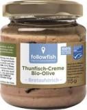 Crema de Ton cu Masline Bio 115gr Followfish Cod: 563848