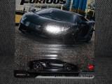 Macheta Hot Wheels - Lamborghini Aventador Fast & Furious 1:64 Euro series