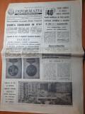 informatia bucurestiului 10 august 1984-jocurile olimpice de vara los angeles