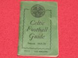 Anuar (vechi-de colectie) fotbal - CELTIC GLASGOW (sezonul 1969-1970)