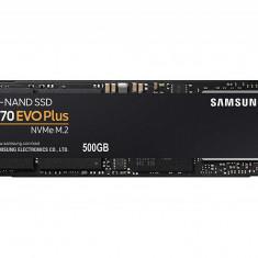 Ssd samsung 970 evo plus retail 500gb nvme m.2 2280