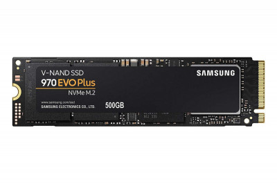SSD Samsung 970 EVO Plus 500GB PCI Express 3.0 x4 M.2 2280 foto