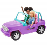 Cumpara ieftin Masina de teren Barbie by Mattel Estate