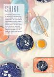 Ceasca - Shiki Uchiwa Blue   Tokyo Design Studio
