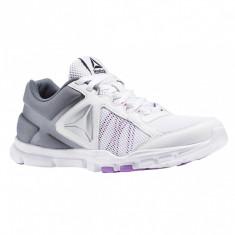 Pantofi sport femei Reebok Yourflex Trainette Alb 37.5
