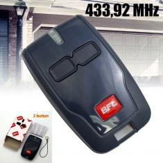 Bft mitto 2 b rcb r1 telecomanda alarma casa garaj 12v 433.92mhz