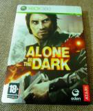 Alone in the Dark Tin Edition, XBOX 360, original, alte sute de titluri