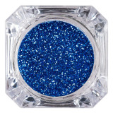 Cumpara ieftin Sclipici Glitter Unghii Pulbere LUXORISE, Gentiana #48
