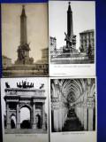 Milano - 8 carti postale necirculate - 1900, Necirculata, Printata
