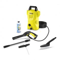 Aparat de spalat cu presiune Karcher K 2 Basic Car Kit, 1400 W, 110 Bar, 360 l/h