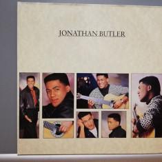 Jonathan Butler – Butler– 2LP Set (1986/Zomba/RFG) - Jazz-Fusion/Vinil/Impecabil