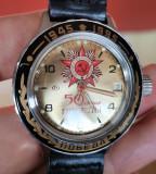 Ceas Vostok Aniversar Pobeda, Mecanic-Automatic