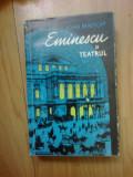 g4 Eminescu Si Teatrul - Ioan Massoff