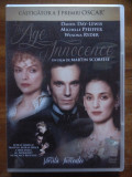 Varsta inocentei - M. Scorsese, Daniel Day Lewis, Winona Ryder, Michelle Pfeifer