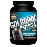 Gold Nutrition Goldrink Premium + BCAA'S, 750 g