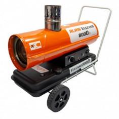 Tun de aer cald cu ardere idirectă, 20kW, 24l, Ruris Vulcano 8000