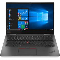 Laptop Lenovo ThinkPad X1 Yoga 4th Gen 14 inch FHD Touch Intel Core i5-8265U 16GB DDR3 512GB SSD FPR 4G Windows 10 Pro Iron Grey