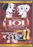 DVD desene animate: 101 Dalmatieni ( 2 discuri - dublat / subtitrat romana )