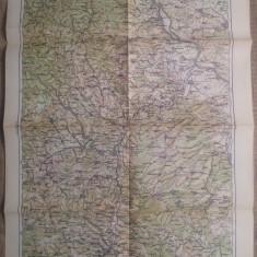 Zacejar, Zaicear/ harta Serviciul Geografic al Armatei 1939
