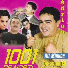Caseta 1001 De Nopți... Albe ,  originala, holograma, Manele