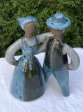 Cumpara ieftin Figurină din ceramică Jie - Cuplu dulce - Soț și soție - Design Elsi Bourelius