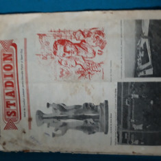 Revista Stadion editata de CJ pt educ.fizica Cluj august 1988