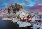 Puzzle Educa - Lofoten Islands 1500 piese