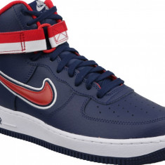 Pantofi sport Nike Air Force 1 High '07 LV8 AV3938-400 pentru Barbati, 41, 42, 42.5, 43, 44, 44.5, Albastru