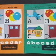 Abecedar - clasa I - II pentru scolile speciale ajutatoare. Maricela Feder. 2000, Romana