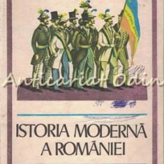 Istoria Moderna A Romaniei. Manual Pentru Clasa A IX-a - Elisabeta Hurezeanu