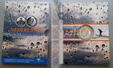 Moneda comemorativa de argint 925 - 5 Euro, Olanda - Proof, Europa