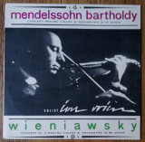 LP  Ion Voicu - Mendelssohn Bartholdy / Wieniawsky