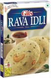 GITS Rava Idli (Pernite Indiene Din Gris Semi-Preparate) 200g