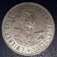 Jeton Austria 1876