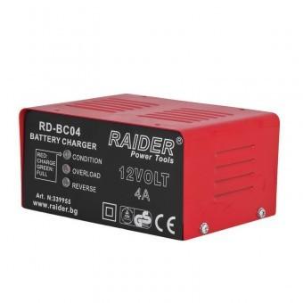 Incarcator acumulator 4A, Raider RD-BC04 foto