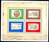 UNGARIA 1972, Ziua Marcii Postale, MNH, bloc neuzat